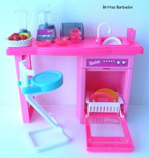 Barbie So much to do kitchen Mattel 1994 Bild #41