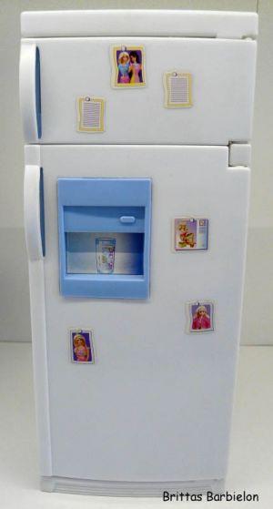 Barbie so real so now Kitchen Mattel 1998 Bild #03