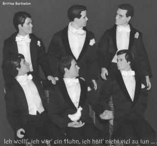 Barbielon Harmonists - OOAK