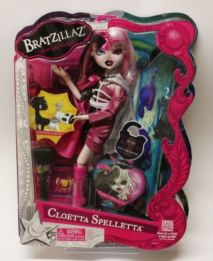 Bratzillaz first Edition - Cloetta Spelletta