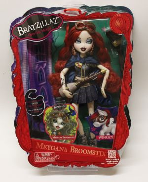 Bratzillaz first Edition - Maygana Broomstix