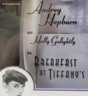 Breakfast at Tiffany's - Black Evening Gown Bild #02