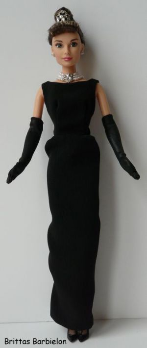 Breakfast at Tiffany's - Black Evening Gown Bild #11