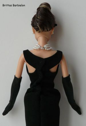 Breakfast at Tiffany's - Black Evening Gown Bild #14