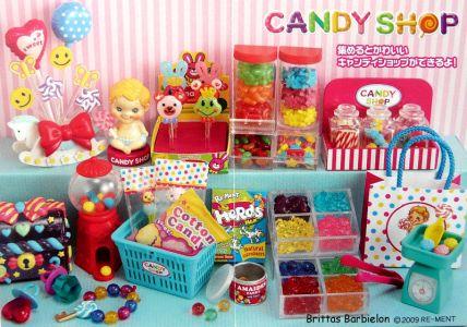 Candy Shop re-ment Bild #03