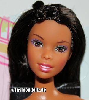 2005 City Style Barbie AA G8570