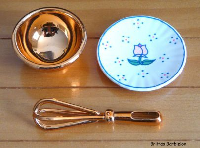 Special Collection - Copper kitchenware Mattel Bild #01