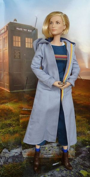 2017 Doctor Who Barbie FXC83