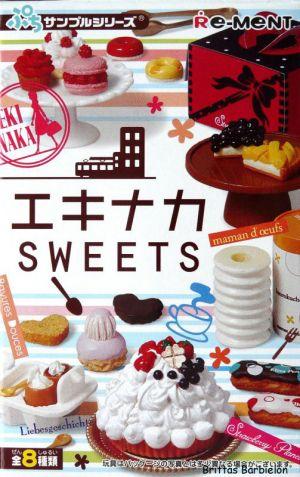 Eki Naka Sweets Re-Ment #01