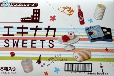 Eki Naka Sweets Re-Ment #02