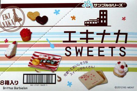 Eki Naka Sweets Re-Ment #03