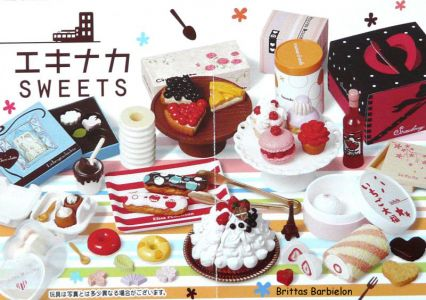 Eki Naka Sweets Re-Ment #04