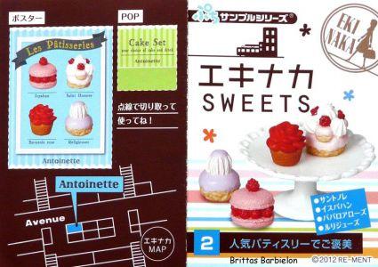 Eki Naka Sweets Re-Ment #07