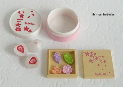 Eki Naka Sweets Re-Ment #11