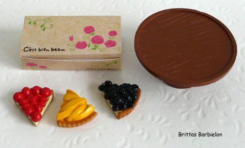 Eki Naka Sweets Re-Ment #13