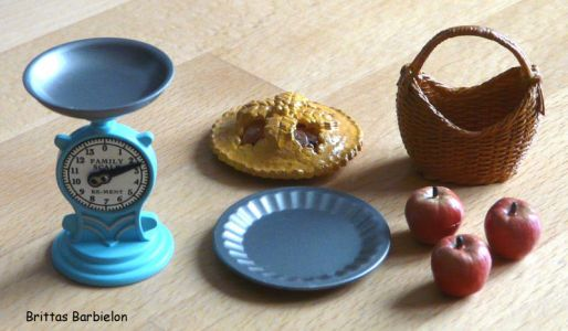 European Grandmas Delicious Dishes Re-ment Bild #06