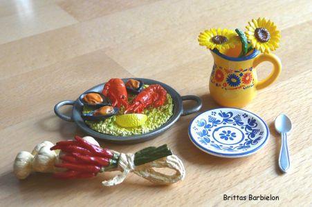 European Grandmas Delicious Dishes Re-ment Bild #09