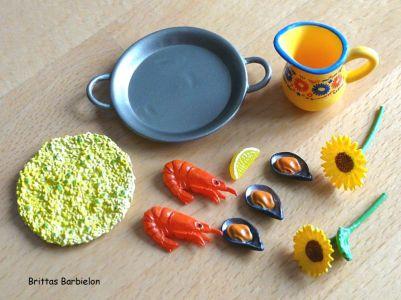 European Grandmas Delicious Dishes Re-ment Bild #10