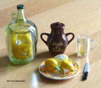 European Grandmas Delicious Dishes Re-ment Bild #25