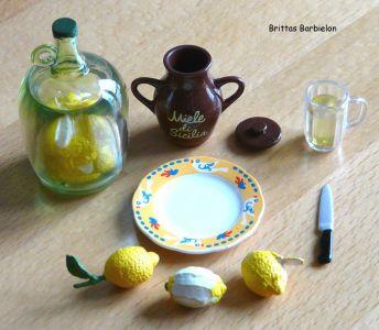 European Grandmas Delicious Dishes Re-ment Bild #26