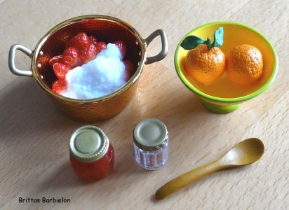 European Grandmas Delicious Dishes Re-ment Bild #29