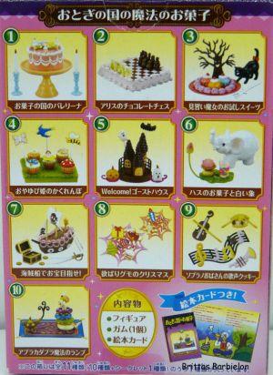 Fairy tale sweets Re-ment Bild #02