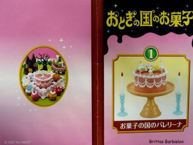 Fairy tale sweets Re-ment Bild #04