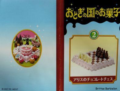 Fairy tale sweets Re-ment Bild #08