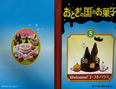 Fairy tale sweets Re-ment Bild #26