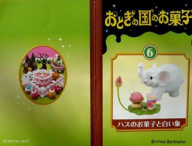 Fairy tale sweets Re-ment Bild #31