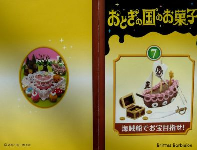 Fairy tale sweets Re-ment Bild #35