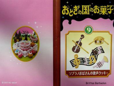 Fairy tale sweets Re-ment Bild #46