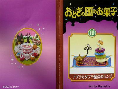 Fairy tale sweets Re-ment Bild #50