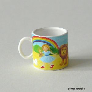 Fairytale tableware Re-ment Bild #45