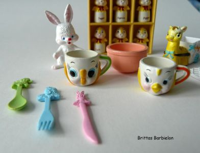 Fairytale tableware Re-ment Bild #69