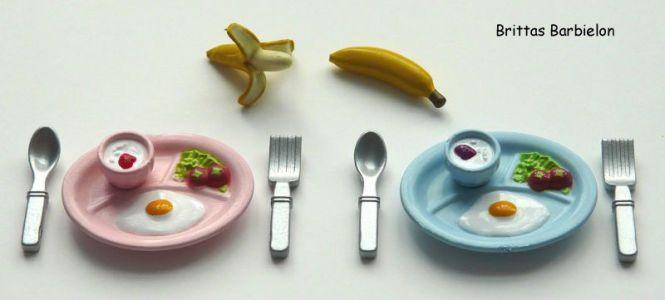 Frühstücksset Sylvanian Families Bild #06