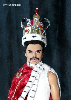 Freddie Mercury - God save the Queen