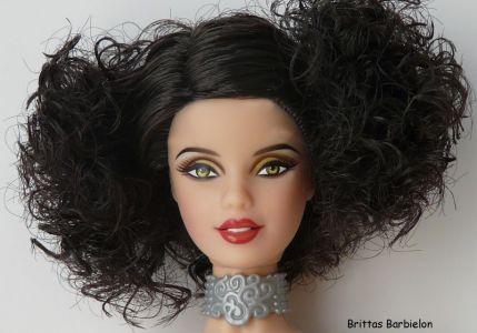 Gustav Klimt Barbie, die Goldene Adele