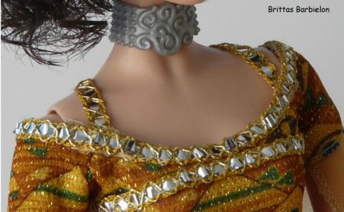 Gustav Klimt Barbie Bild #10