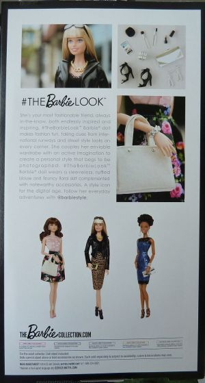2015 The Barbie Look - Urban Jungle DGY07  (5)