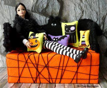 Halloween Sofas Bild #07