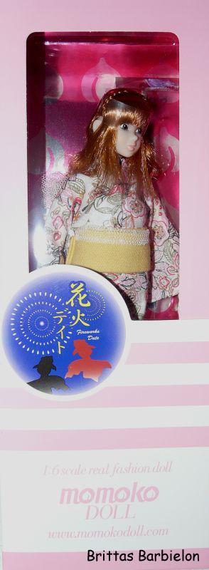 Hanabi Fireworks Date Momoko Doll Sekiguchi Bild #01