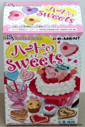 Heart Sweets Re-ment Bild #01