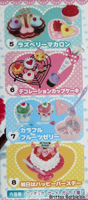 Heart Sweets Re-ment Bild #03