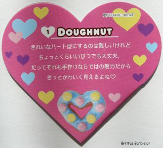 Heart Sweets Re-ment Bild #06