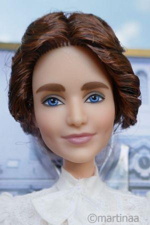 2021 Barbie Inspiring Women - Helen Adams Keller               GTJ78