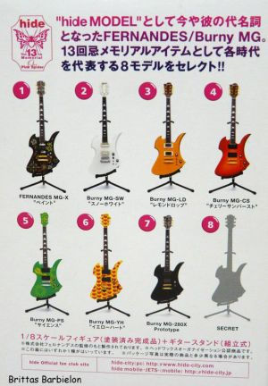 Hide Guitar Collection Media Factory Bild #02