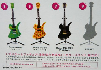 Hide Guitar Collection Media Factory Bild #04