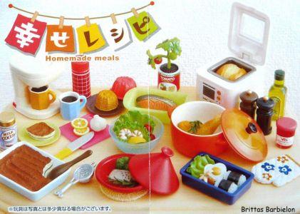 Homemade Meals Re-ment Bild #001