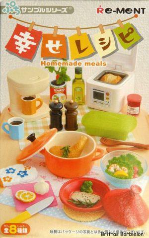 Homemade Meals Re-ment Bild #002